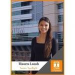 Student Spotlight – Maura Lamb