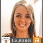Student Spotlight – Ella Anderson